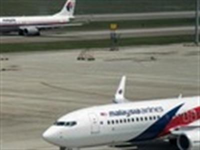 Máy bay Malaysia Airlines suýt va chạm ở Úc