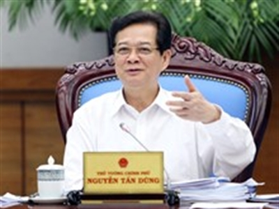 Thủ tướng: Nếu không quyết liệt làm thì khó đạt tăng trưởng 5,8%