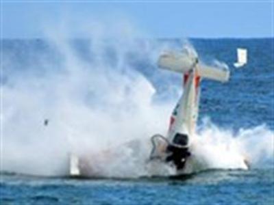 Máy bay đâm xuống biển Phần Lan, phi công thiệt mạng