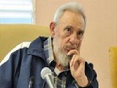 Fidel Castro chê Mỹ, châu Âu