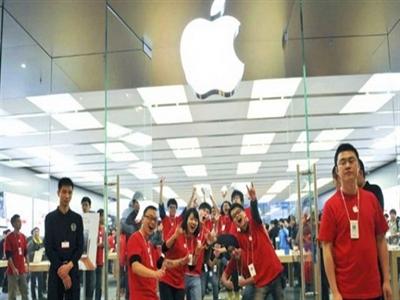 Trung Quốc loại sản phẩm Apple khỏi mua sắm công