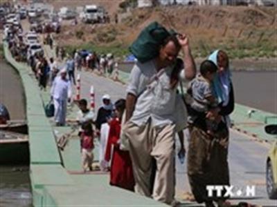 LHQ ban bố trình trạng khẩn cấp với cuộc khủng hoảng ở Iraq