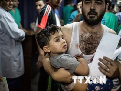 HĐBA Liên hợp quốc hối thúc Israel, Palestine nối lại đàm phán