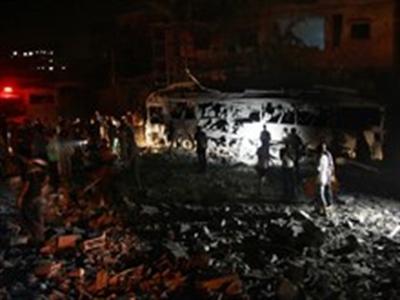 Israel lại không kích Dải Gaza, 4 người Palestine bị thiệt mạng