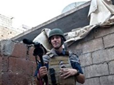Tình báo Anh xác định nghi phạm chặt đầu nhà báo Mỹ