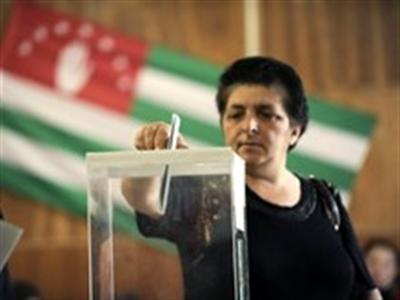 Thủ lĩnh đối lập Raul Khadzhimba đắc cử Tổng thống Abkhazia