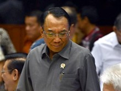 Bộ trưởng Năng lượng-Khai mỏ Indonesia bị điều tra tham nhũng