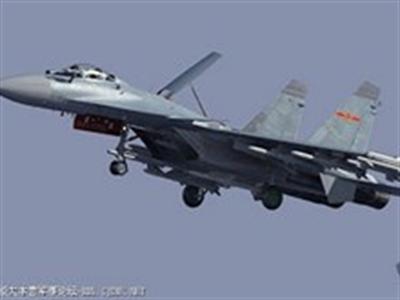 Hai phi công Trung Quốc tử nạn khi thử nghiệm máy bay quân sự