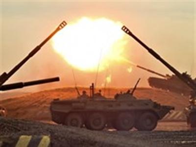 Nga tăng chi tiêu quân sự lên 78 tỷ USD