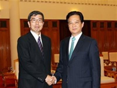 Thủ tướng tiếp Chủ tịch Ngân hàng Phát triển châu Á
