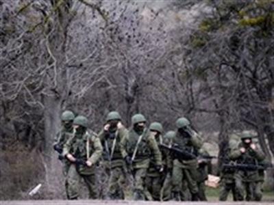 Nga điều động hàng nghìn quân tới sát biên giới với Ukraine