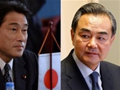 Ngoại trưởng Nhật-Trung hội đàm bên lề khóa họp của LHQ