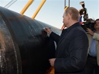 Bắc Kinh phê chuẩn xây hệ thống đường ống khí đốt Trung-Nga