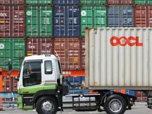 Thâm hụt thương mại Nhật Bản tăng vọt trở lại