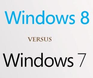 Windows 8 vượt xa Windows 7 về hiệu suất hoạt động