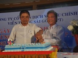 Lãnh đạo SaigonTel làm Tổng giám đốc SPT