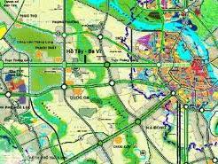 Quy hoạch chung Hà Nội đến năm 2030 và tầm nhìn đến năm 2050