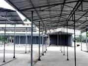 Hoàn thành xây dựng chợ tạm thành phố Quảng Ngãi