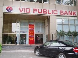 VID Public Bank được gia hạn thời gian hoạt động đến hết 2015