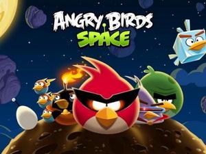 Angry Birds Space được tải 10 triệu lượt trong 3 ngày