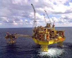 Nguy cơ nổ giếng dầu ở Biển Bắc