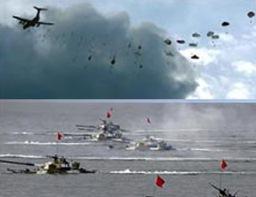 Trung Quốc và Nga sắp tập trận chung trên biển
