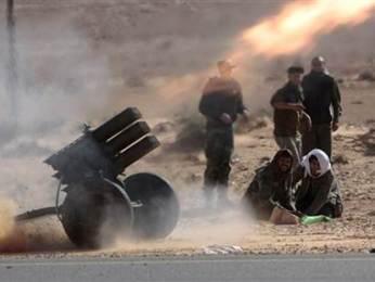Giao tranh tiếp diễn tại Lybia bất chấp thỏa thuận ngừng bắn