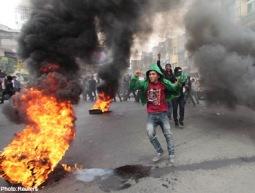 Indonesia rúng động do biểu tình phản đối tăng giá xăng