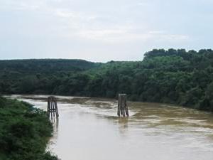 Khởi công xây cầu Sông Măng nối Việt Nam - Campuchia
