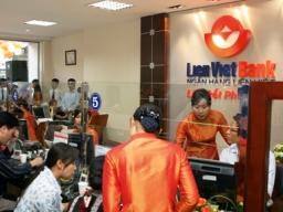 LienVietPostBank tạm ứng cổ tức 3% bằng tiền