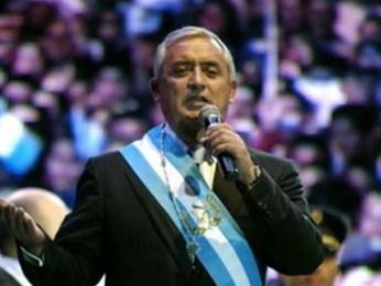 Guatemala cáo buộc Mỹ can thiệp công việc nội bộ