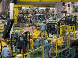 Sản xuất Nhật Bản chưa có dấu hiệu hồi phục