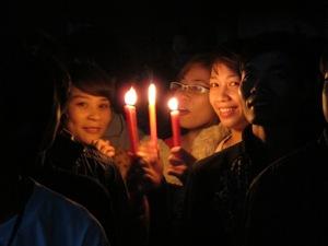 Giờ Trái Đất 2012: Cả nước đã tiết kiệm 546 MW điện