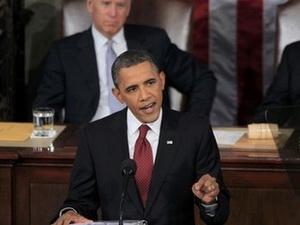 Tổng thống Obama giành lợi thế tại các bang trọng yếu