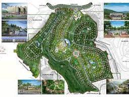 Điều chỉnh quy hoạch dự án Paradise Garden Đà Lạt