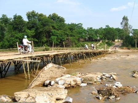 Cả nước còn hơn 560 cầu yếu cần sớm khắc phục