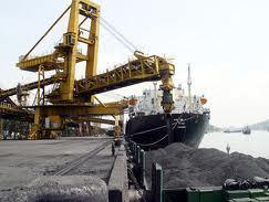 Hoàn thành dự án cảng trung chuyển than ĐBSCL trong tháng 4/2012