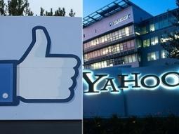 Facebook kiện ngược Yahoo vi phạm bằng sáng chế
