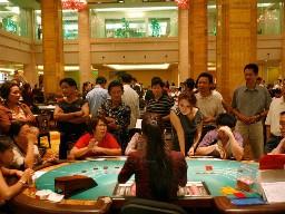 Bùng nổ casino ở Campuchia
