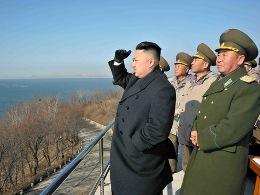 """Triều Tiên dọa """"chôn vùi kẻ thù xuống đáy biển"""""""