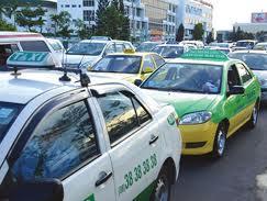 Hà Nội thanh tra doanh nghiệp vận tải bằng taxi