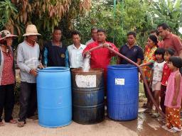 22.000 ngôi làng ở Thái Lan đối mặt với thảm họa hạn hán