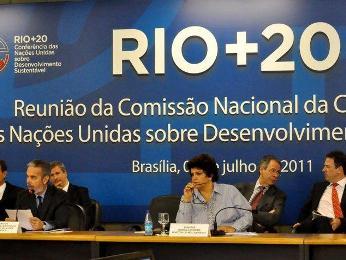 Liên Hợp Quốc-Brazil ký hiệp định về tổ chức hội nghị Rio+20