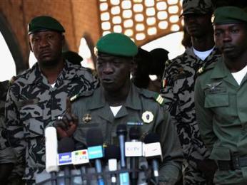 Chính quyền quân sự Mali đồng ý trao trả quyền lực