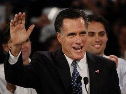 Ông Romney chắc chắn thành ứng viên Tổng thống Mỹ