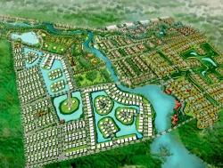 Mở bán đất nền biệt thự Hồ Thiên Nga giá 3,6 triệu đồng/m2