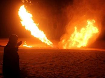 Đường ống khí đốt nối Ai Cập với Israel tiếp tục bị đánh bom