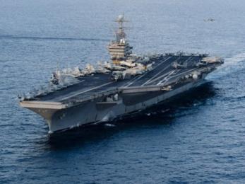 Mỹ trấn an dư luận về 2 tàu sân bay hiện diện ở vùng Vịnh