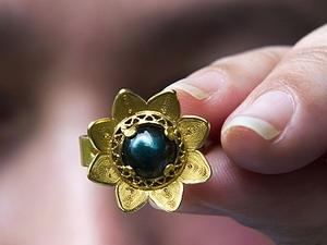 Colombia biến vàng thành các loại đá quý