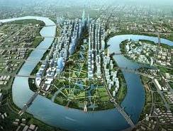 TPHCM đồng ý xây 4 tuyến đường chính trong Khu đô thị mới Thủ Thiêm